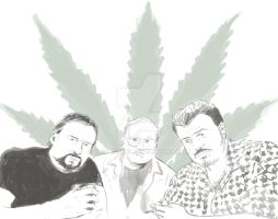 Trailer Park Boys! by tobiasneal