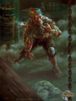 Frankenstein's Monster by Feig-Art