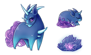 Some More Small Animals by Geheimnis19