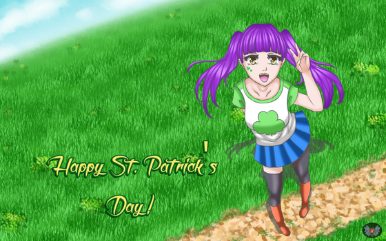 Holiday Series '18- Happy St. Patrick's Day! by vicfania8855