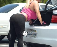 Lacey Wildd- Junk in the Trunk by AMac145