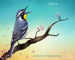 Psalm 61 by KahlaWolf
