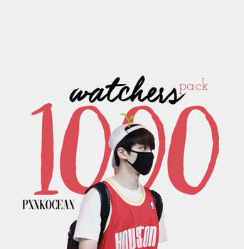 1000watchers / pack by pxnkocean
