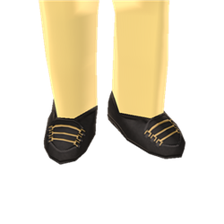 Princely Shoes by Rosemoji