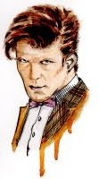 The Eleven Doctor by manon-D