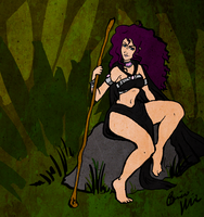 Xeralei Deep Jungle by Snowy-Dragoness