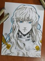 Day 280 Griffith by TomatoStyles