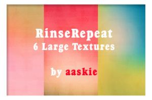 Rinse Repeat - Large Textures by aaskie
