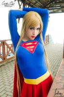 Super-Girl by DarkTifaStrife