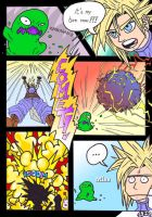 Final Fantasy and Comets - Clr by Cromoedge