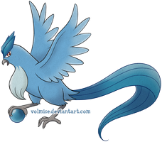 Pokeddexy: Day 27: Coolest Pokemon by Volmise