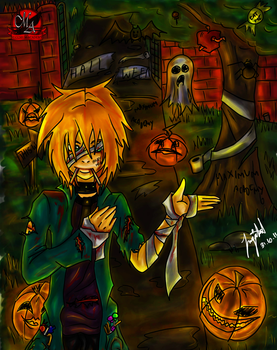 THIS IS HALLOWEEN by dArkEst-lIght-mEOw