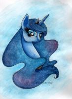 Princess Luna by Lunar-White-Wolf