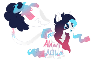 Space Cotton Mouth 17 AUCTION -closed- by AkariN3ko