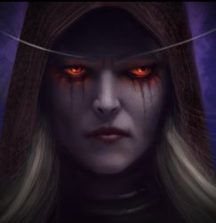 Sylvanas by YueQing