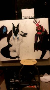 League of Legends (WIP) by Starevil