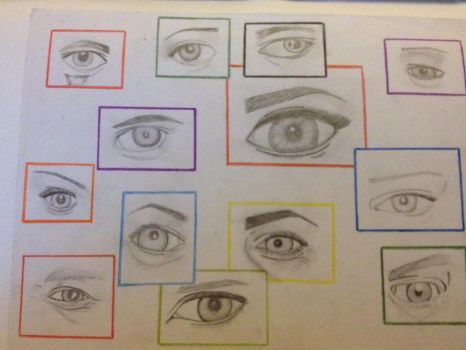 Eye Collection by Moomin85