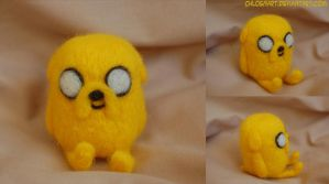 Jake the Dog by ChloeNArt