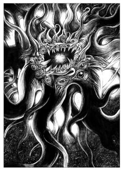 The Mouth of Madness by AgentJericho