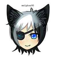 Chibi-Commission---Lilli-Pop-Designs (Wolf boy) by XxleraX