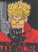 Trigun by DelphiniumFleur