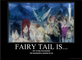 Fairy Tail Wizard by Autocon-Femme
