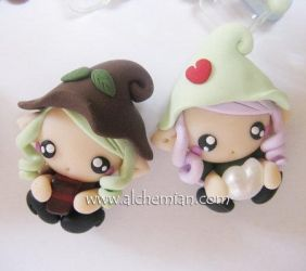 little elf collection by AlchemianShop