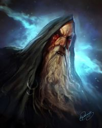 Mage by 88grzes
