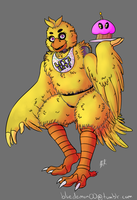 Chica by bluedemon00