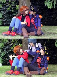 YuGiOh: How to ruin a date by Kinlyu