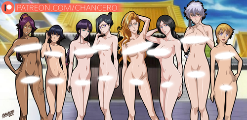 Shinigami Women's Association (Patreon Preview) by chancero