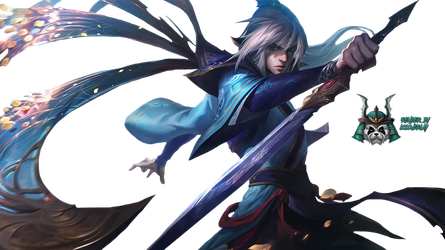 Enduring Sword Talon - Render by lol0verlay