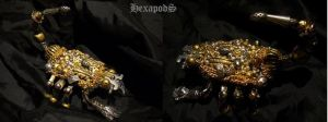 The Scorpion King by SpiffsHexapodS