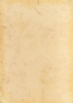 Old Scroll Texture III by Esther-Sanz