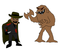 DC earth 293 Clayface by Scurvypiratehog