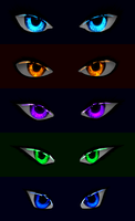 Eyes by SorceressIgnis