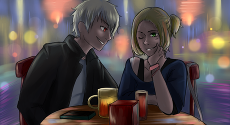 30DaysOtpChallenge On a Date by PitchySoldier