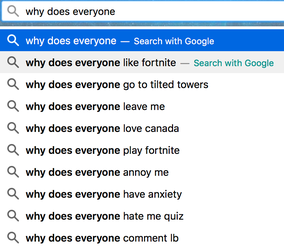 lifes biggest questions by eastii