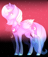 The Queen of the Night. by sofilut
