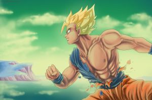 Watch out Frieza by Sanoo32