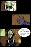 Mind Meld: Page 2 by ISZK-comics