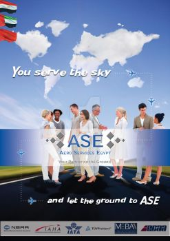 ASE Flyer by Voiki