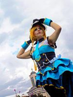 Eli Ayase Thief Cosplay 4 by AliceNero