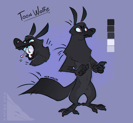 one toony fucker by VCR-WOLFE