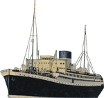 S.S. Florida ship (stock) by linux-rules