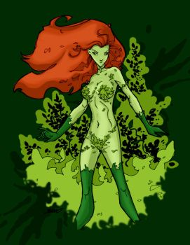 Poison Ivy by Rantz by ShadowsFire