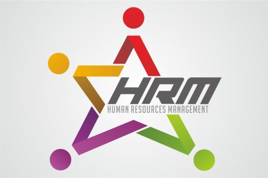 Human Resources Management LOGO-Alternative 1 by dradesigner