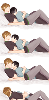 Free!: Cuddles by Tishawish