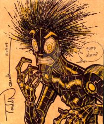 New Mutants: Warlock: Query by ToddNauck
