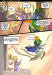 Medusa:Warrior of Justice the Graphic novel Pg 21 by BubbleDriver